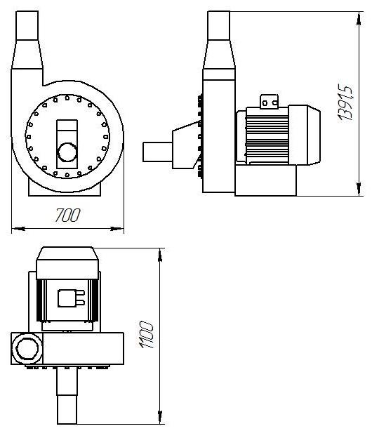 Дробильная установка ДСС